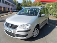 2010 VOLKSWAGEN TOURAN 1.9 TDS DIESEL 7 SEATER MPV CHEAP TO RUN GREAT CONDITION