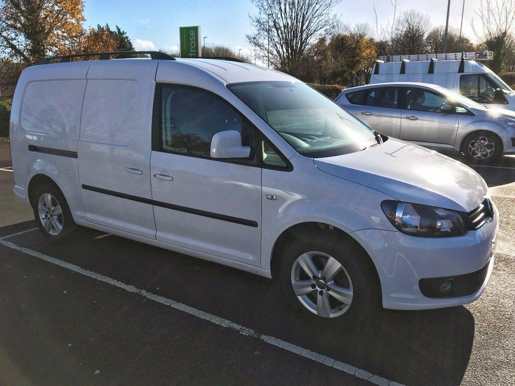 volkswagen caddy maxi highline 2015 82000 miles mot. Black Bedroom Furniture Sets. Home Design Ideas