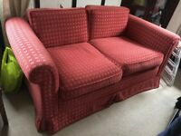 *FREE* 2 x 2 seater sofas - smoke & pet free home.