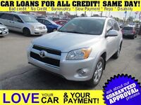 2011 Toyota RAV4 Limited * LEATHER * POWER ROOF * AWD
