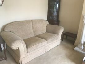 Large 2-seater sofa. Goodcondition