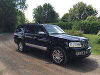 2007 Lincoln Navigator Ultimate 4x4 5.4l triton FLEX FUEL 1 ANS