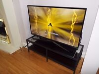 Ikea Glass TV stand