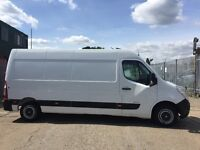 VAUXHALL MOVANO F3500 L3H2 CDTI125 YEAR 2012 LWB HIGH TOP, VERY LOW MILEAGE, FSH AND VGC IN AND OUT