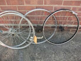 """24""""INCH WHEELS FRONTS BACKS, TYERS, TUBES, CHEAP,"""