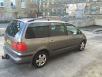 CHEAP 2008 SEAT ALHAMBRA 2.0 TDI REFERENCE (7 SEATER) £1695