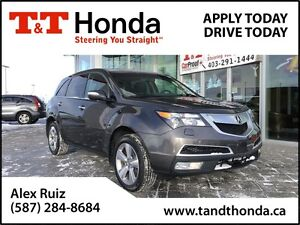 2011 Acura MDX Tech Package *No Accidents, Navigation, Heated Se