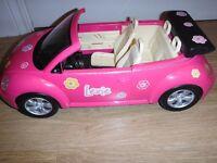 VW Open Top Car