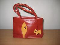 Hand bag small red (Radley) handbag for sale