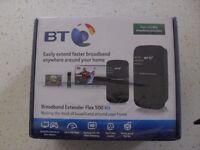 BT Broadband Extender Flex 500 Kit