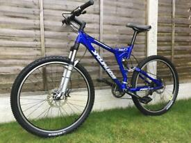 Specialized rockhopper full Suspension Enduro/Downhill Bike, HIGH SPEC, DEORE