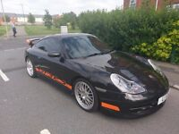 Porsche 911 (996) carrera s gt3 rs replica rep