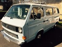 VW T25 Twin Slider Camper van – Very Rare & VGC-Collectors Item not to be missed!