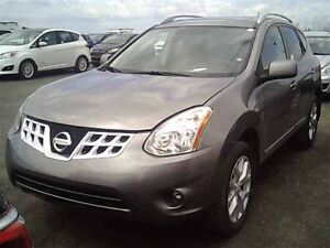 2011 Nissan Rogue SL**AWD**NAVY**LEATHER**SUNROOF**3 YEARS WARRA