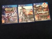 PS4 games!! Cheap!!