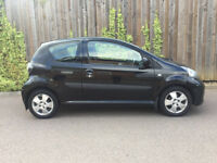 TOYOTA AYGO + 1.0 + 2009 +AUTOMATIC + GENUINE LOW MILS 51K WITH SERVICE HISTORY