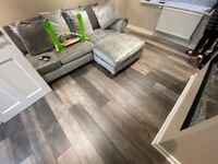 Laminate floor fitter from 80 pound