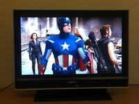 "25"" Sony Bravia HD TV w/ Remote & Built-in Free View"