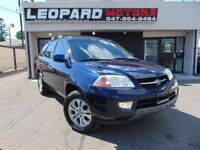 2003 Acura MDX Leather,7Passenger,Awd*Certified*