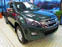 ISUZU D-MAX UTAH (green) 2016