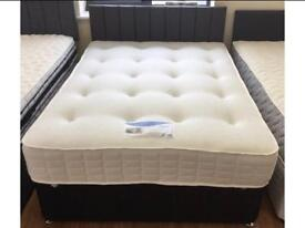 🎉BRAND NEW ORTHOPAEDIC DOUBLE MATTRESSES FOR SALE!🎉 CAN DELIVER TODAY
