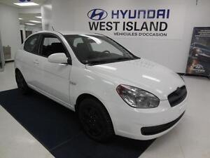 2009 Hyundai Accent L À Hayon/Hatchback 43$/semaine