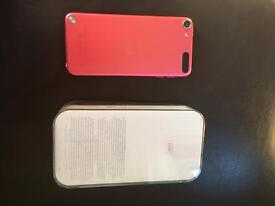 iPod touch 5 th gen pink