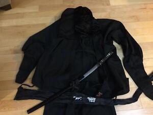 Halloween Adult Ninja costume Kingston Kingston Area image 2