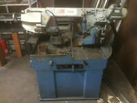 3 phase industrial bandsaw for sale