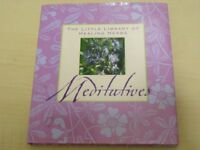 Meditatives Hardback Book - The Little Library of Healing Herbs