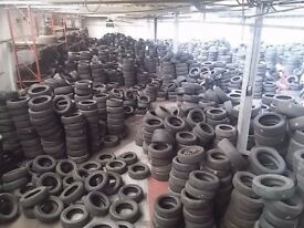 Wholesale Part Worn Tyre Supplier Nationwide Delivery* Container Loads BOTO UTS Tyres Birmingham