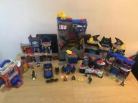 Imaginext bundle 1