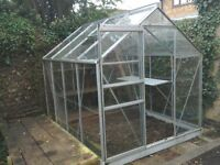 Greenhouse 8' x 6' for sale