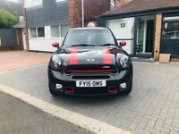 2015 R60 Mini Countryman Cooper SD Top of the range diesel manual fsh sat nav fully loaded