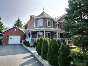 665 000$ - Maison 2 étages à vendre à St-Georges