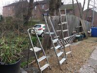 Three Step Ladders