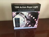 10m action rope light