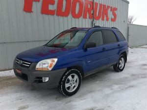 2007 Kia Sportage LX-Luxury Package ***FREE C.A.A PLUS FOR 1 YEA