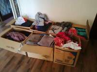 massibe clothes bundle. Allsorts - ideal for Car Boot