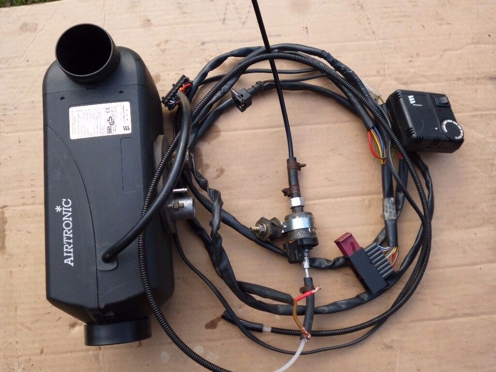 Eberspacher D2 Airtronic Diesel Heater In Chelmsford