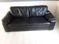 2 x 3 Seater settee plus items