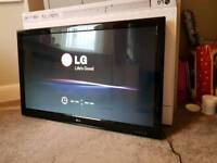 LG 42 Inch TV with Freeview Excellent Condition