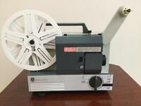 Eumig E30 8mm movie projector boxed