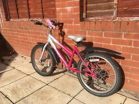 Girls bike for sale 6 speed
