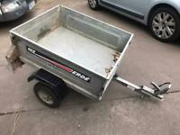 3 by 3.5ft trailer