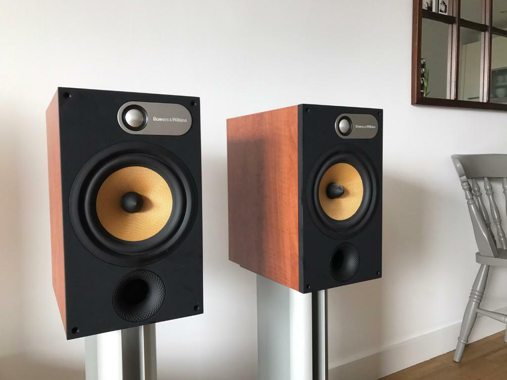 bowers wilkins b w 685 stereo main speakers in trafford manchester gumtree. Black Bedroom Furniture Sets. Home Design Ideas