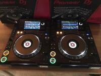 2x Pioneer CDJ 2000 Nexus DJ Decks Fully Boxed