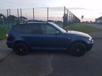 BMW X3 VERY GOOD CONDITION 4X4