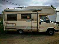 Motor caravan may px/ swap wyh
