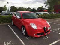 Alfa Romeo Mito 1.4TB Veloce 155bhp